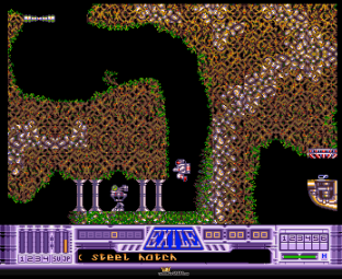 Exile Amiga 1991 Audiogenic OCS version 12
