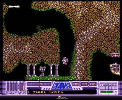 Exile Amiga 1991 Audiogenic OCS version 12