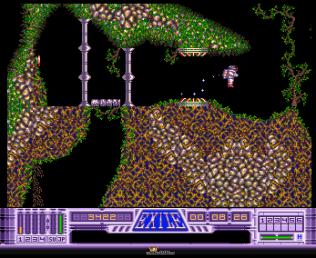 Exile Amiga 1991 Audiogenic OCS version 22