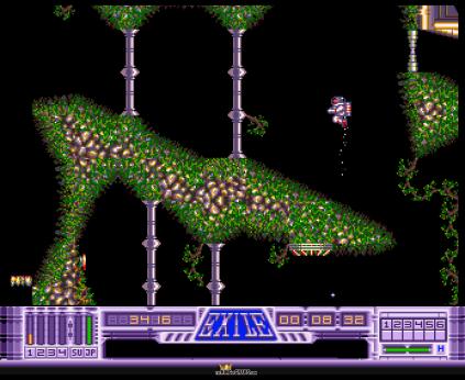 Exile Amiga 1991 Audiogenic OCS version 23