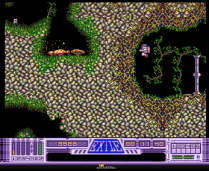 Exile Amiga 1991 Audiogenic OCS version 29