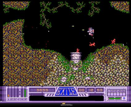 Exile Amiga 1991 Audiogenic OCS version 31