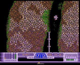 Exile Amiga 1991 Audiogenic OCS version 32