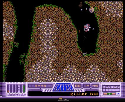 Exile Amiga 1991 Audiogenic OCS version 34
