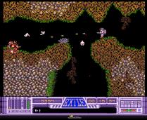 Exile Amiga 1991 Audiogenic OCS version 35