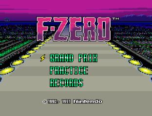 F-Zero SNES 01