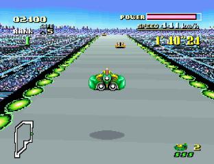 F-Zero SNES 34