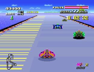 F-Zero SNES 45