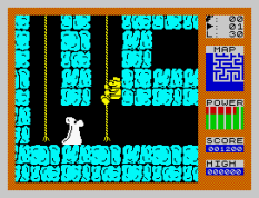 Fred ZX Spectrum 10