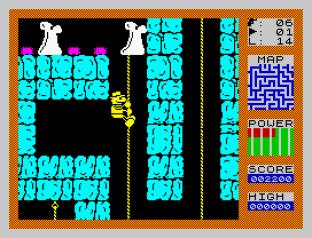 Fred ZX Spectrum 20