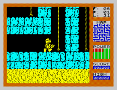 Fred ZX Spectrum 21