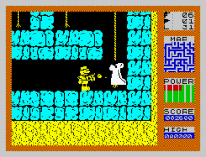 Fred ZX Spectrum 22