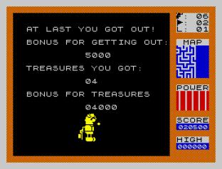 Fred ZX Spectrum 42