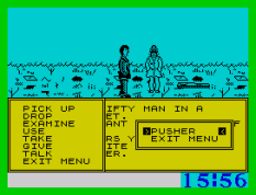 Grange Hill ZX Spectrum 10