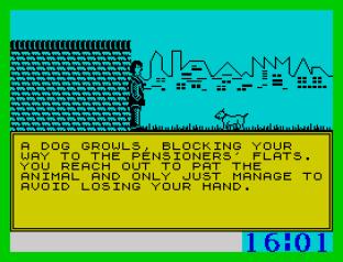 Grange Hill ZX Spectrum 12