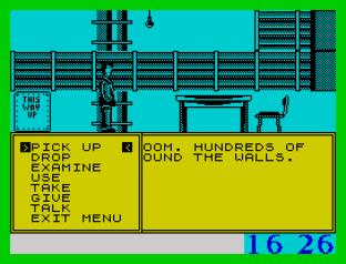 Grange Hill ZX Spectrum 20