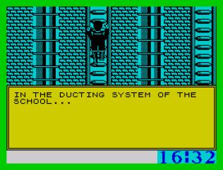 Grange Hill ZX Spectrum 22