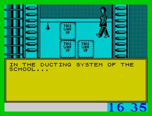 Grange Hill ZX Spectrum 23