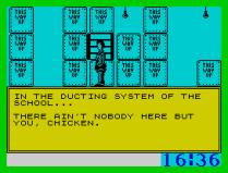 Grange Hill ZX Spectrum 24