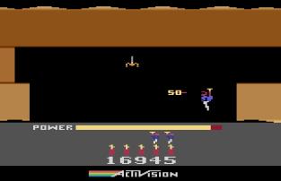 HERO Atari 2600 09