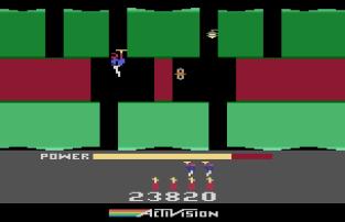HERO Atari 2600 12