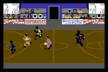 International Basketball C64 14