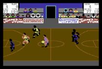 International Basketball C64 14