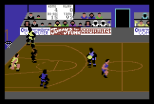 International Basketball C64 16