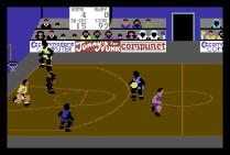 International Basketball C64 16