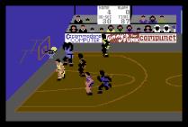 International Basketball C64 17