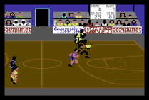 International Basketball C64 19