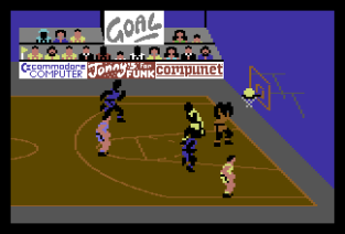 International Basketball C64 20