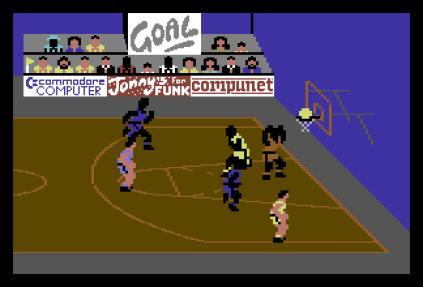 International Basketball C64 20