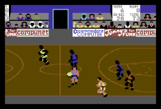 International Basketball C64 21