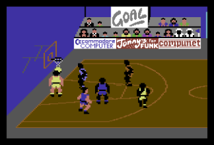 International Basketball C64 23