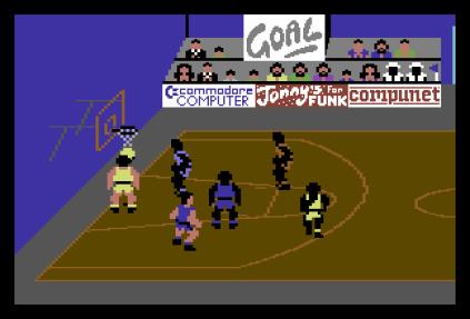 International Basketball C64 23