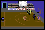 International Basketball C64 26