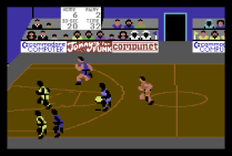 International Basketball C64 28
