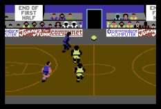 International Basketball C64 32