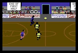 International Basketball C64 32