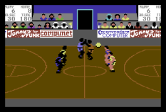 International Basketball C64 33