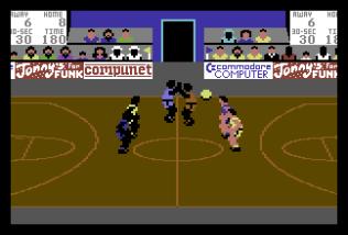 International Basketball C64 33