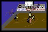 International Basketball C64 35