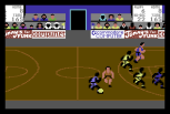 International Basketball C64 36