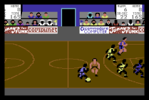International Basketball C64 36