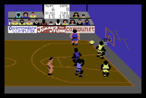 International Basketball C64 37