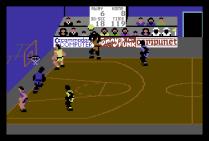 International Basketball C64 40