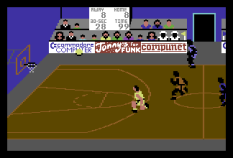 International Basketball C64 43