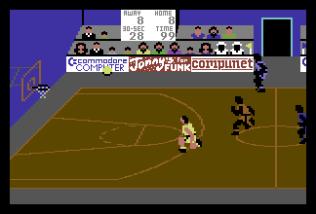International Basketball C64 43