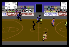 International Basketball C64 44